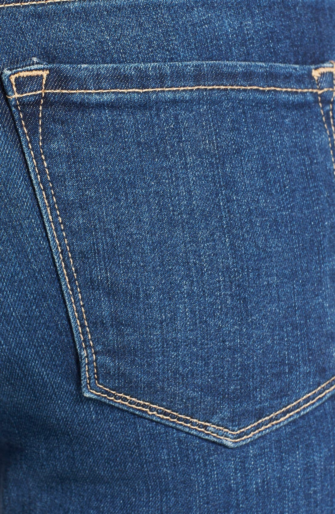 Alternate Image 3  - Frame Denim 'Le Skinny de Jeanne' Jeans (Columbia Road)