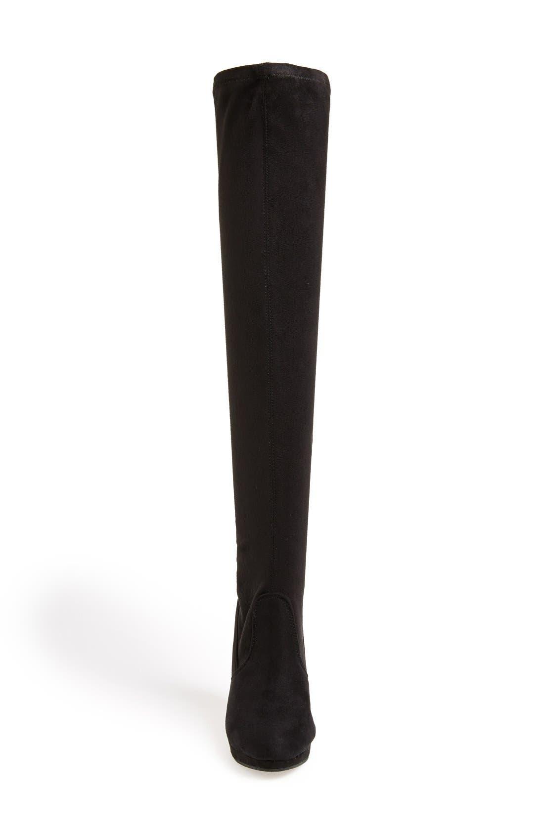 Alternate Image 3  - REPORT 'Nadya' Over The Knee Boot (Women)