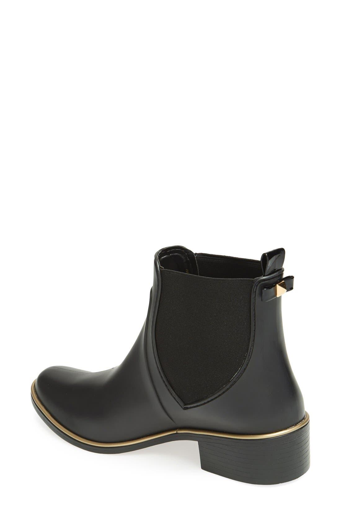 Alternate Image 2  - kate spade new york 'sedgewick' rubber rain boot (Women)