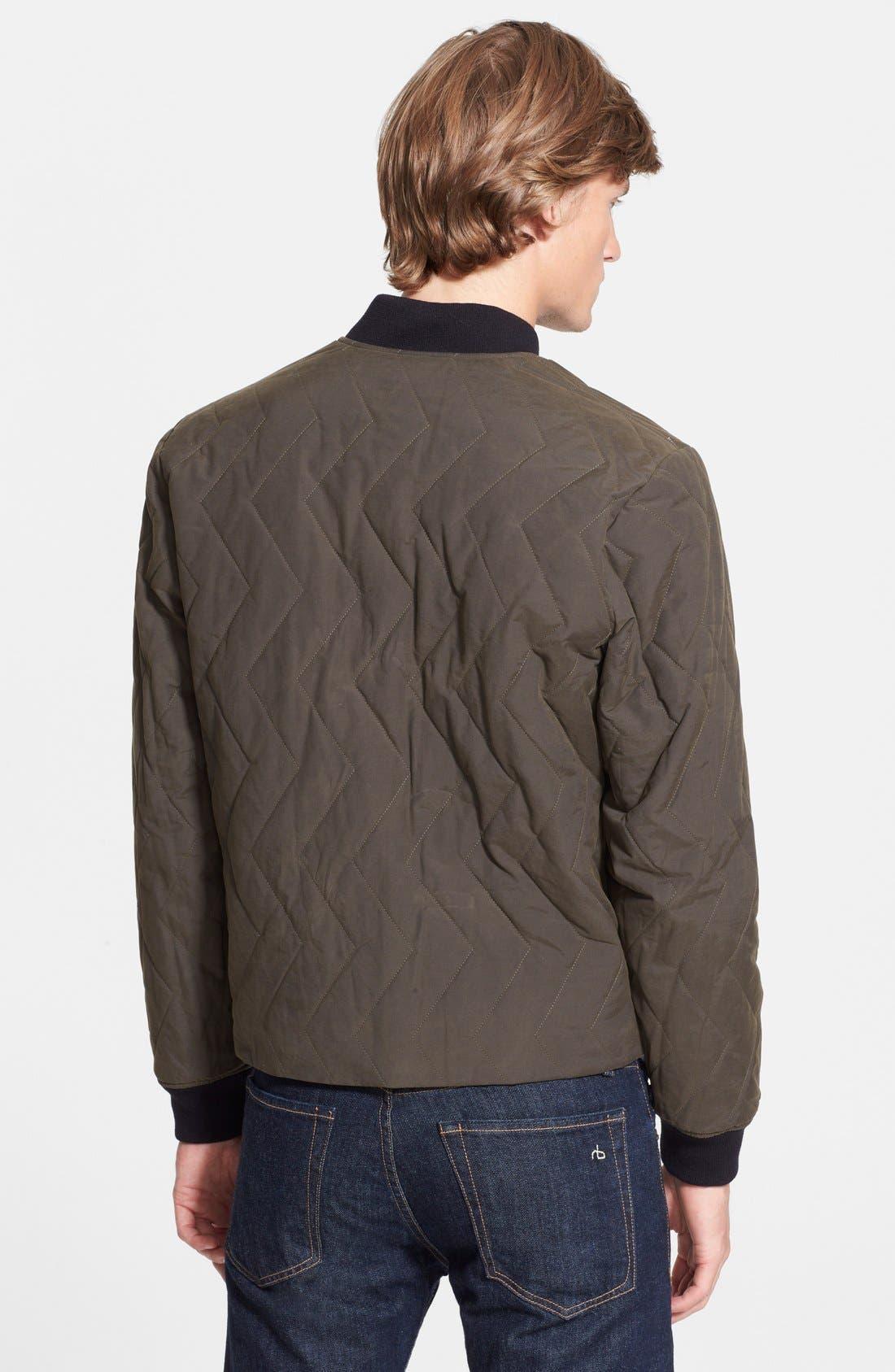 Alternate Image 4  - rag & bone 'Division' 3-in-1 Field Jacket