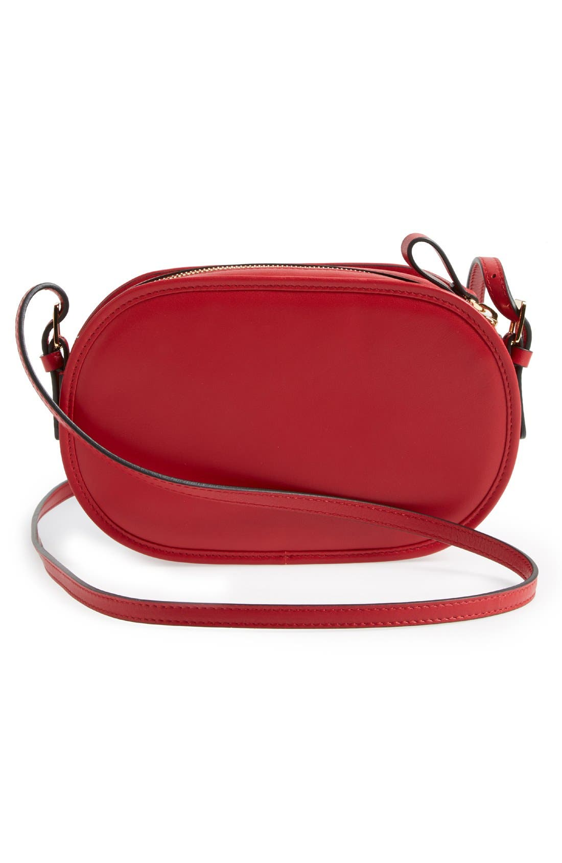 Alternate Image 4  - Valentino 'Small Logo' Crossbody Bag