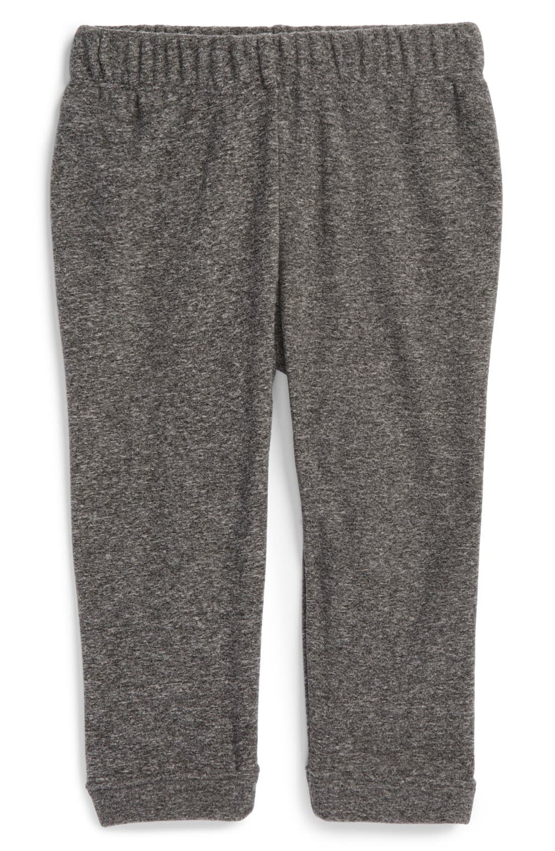 Alternate Image 1 Selected - The North Face 'Glacier' Fleece Pants (Baby Boys)