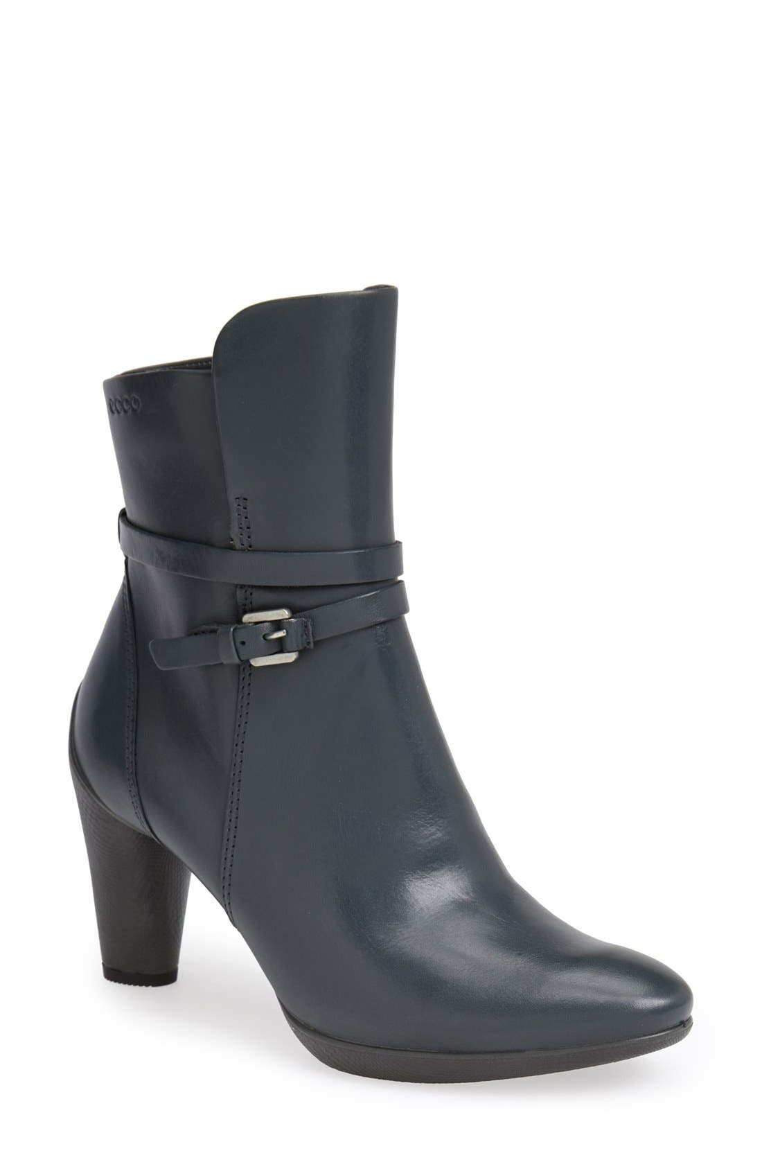 Alternate Image 1 Selected - ECCO 'Sculptured' Ankle Boot