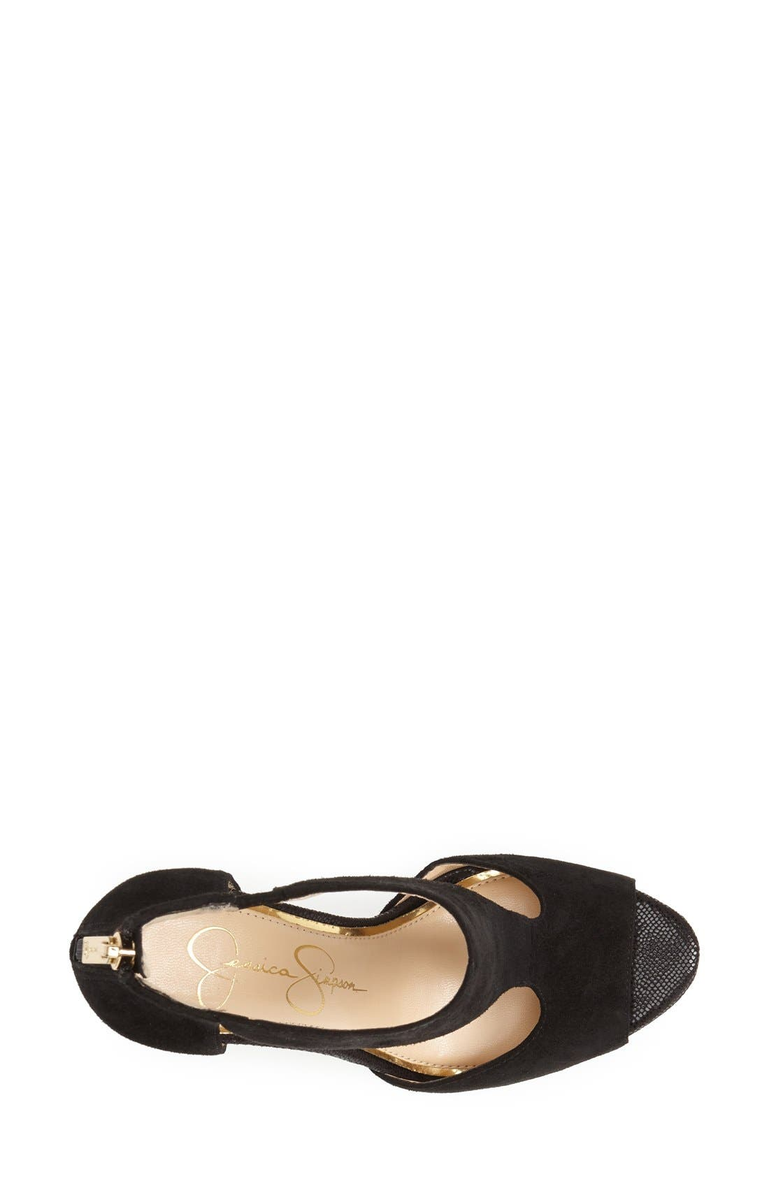 Alternate Image 3  - Jessica Simpson 'Carideo' Platform Sandal (Women)