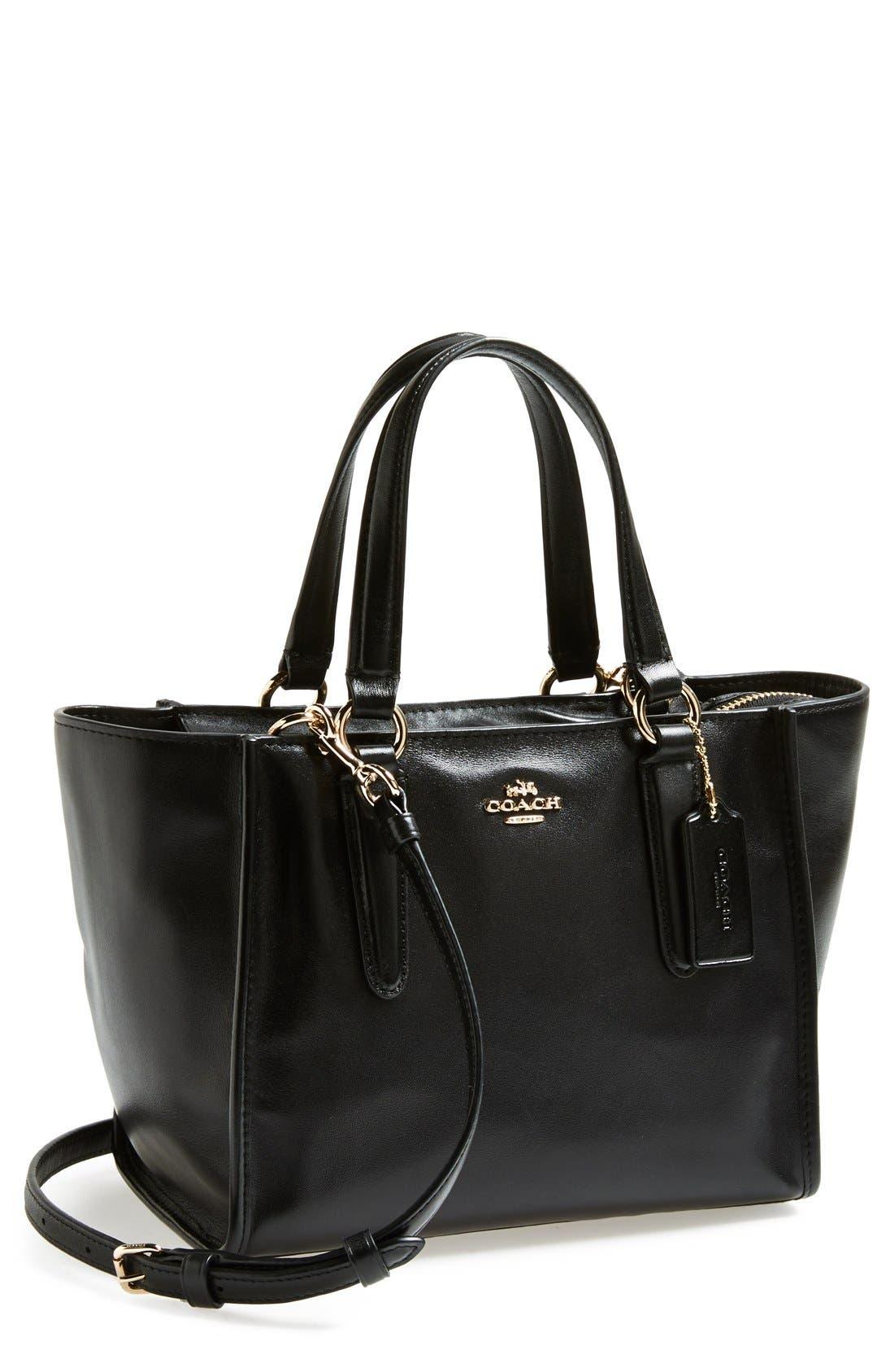 Main Image - COACH 'Mini Crosby' Crossbody Bag