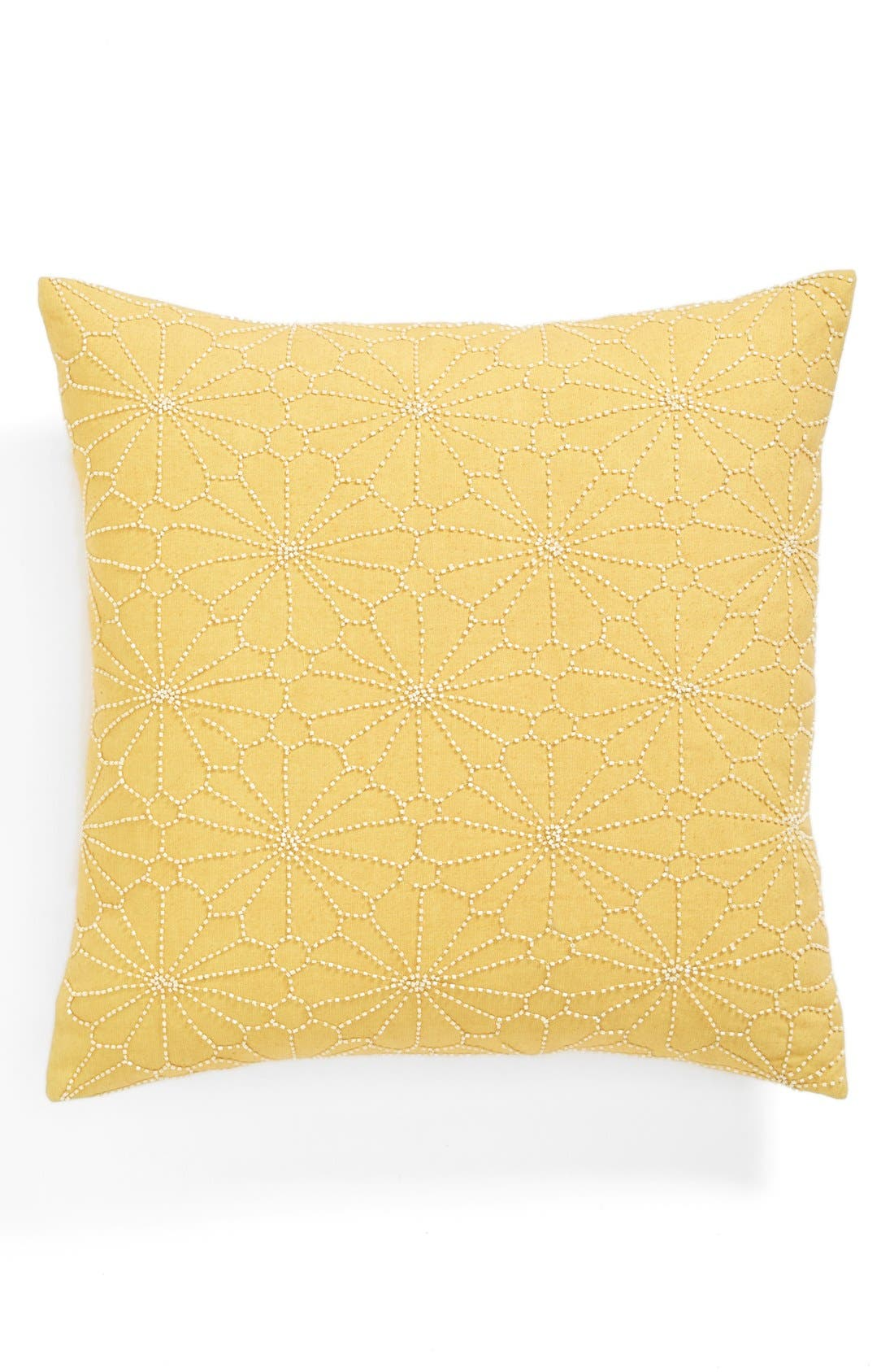 Alternate Image 1 Selected - Nordstrom at Home Beaded Lantern Pillow