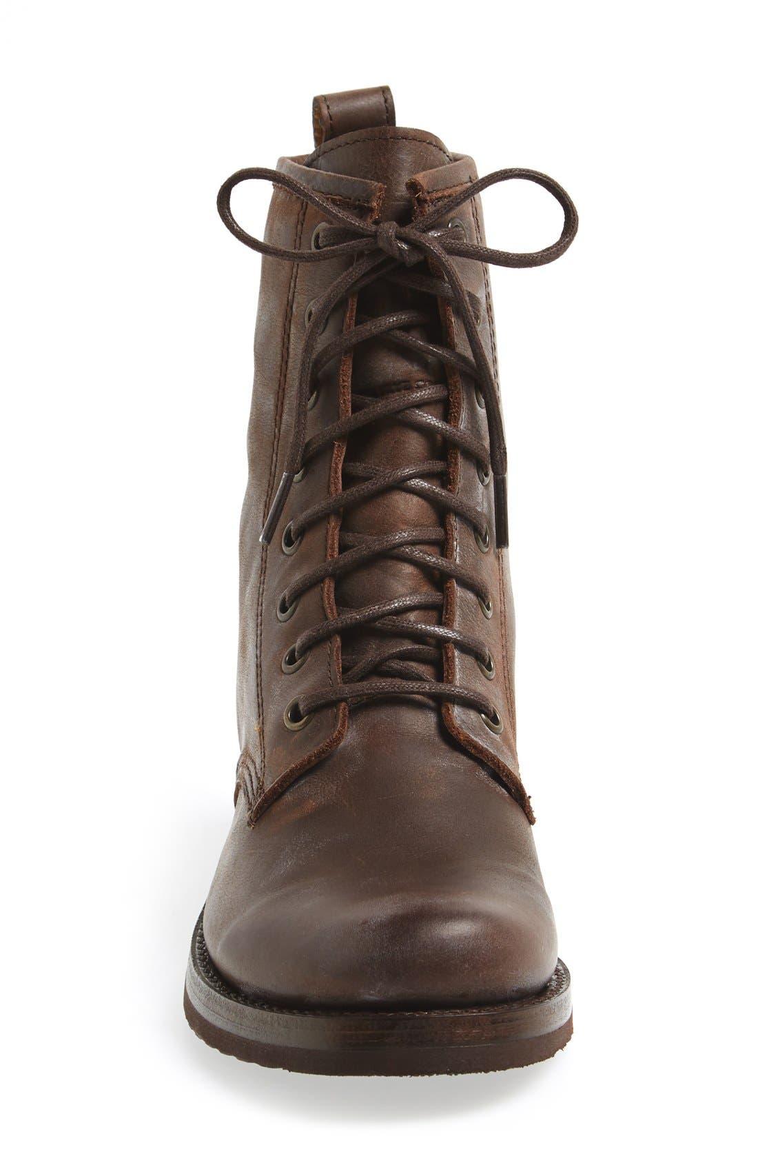 Alternate Image 5  - Frye 'Veronica Combat' Boot (Women)