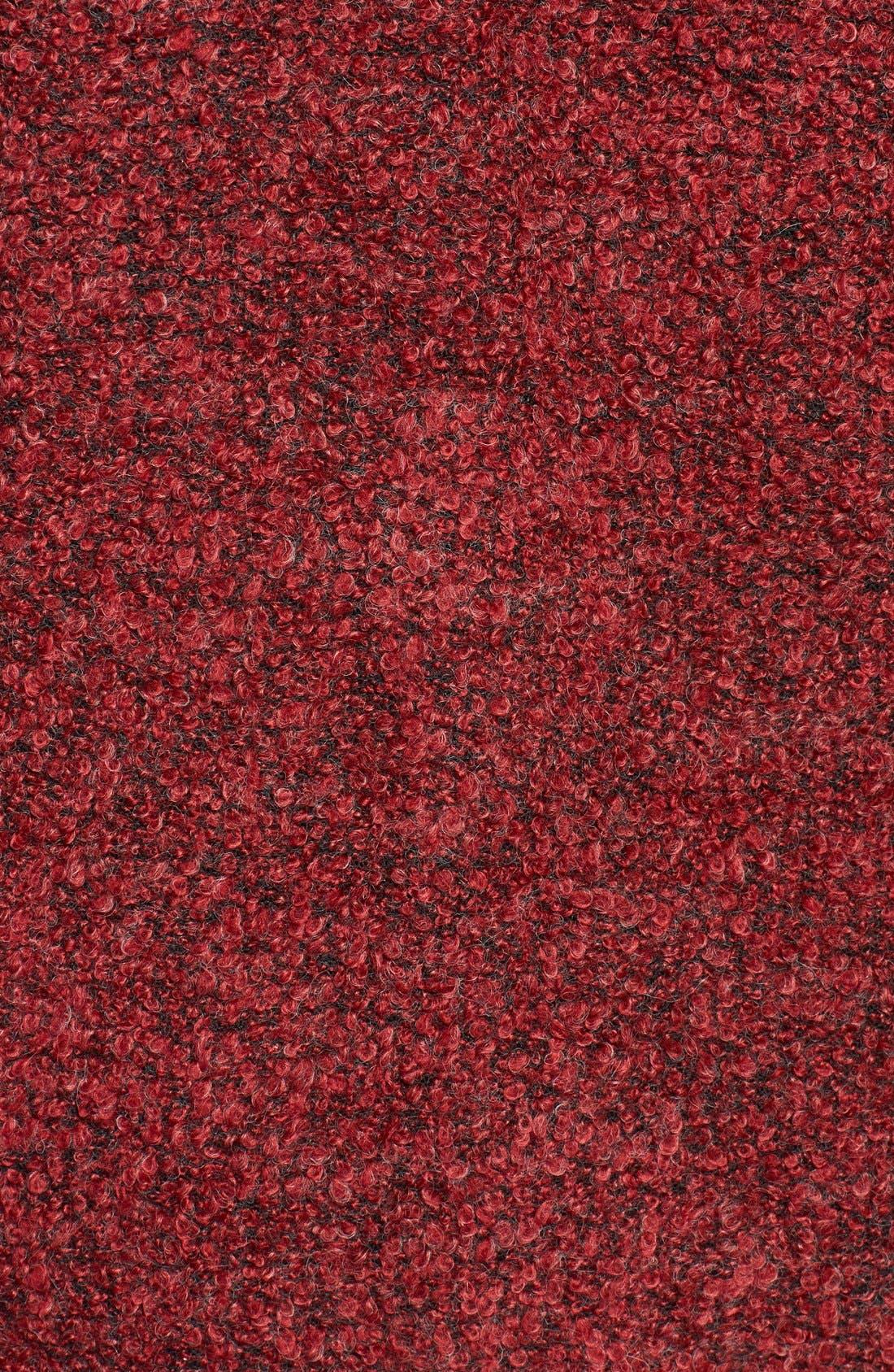Alternate Image 3  - Bobeau Notch Collar Bouclé Cardigan
