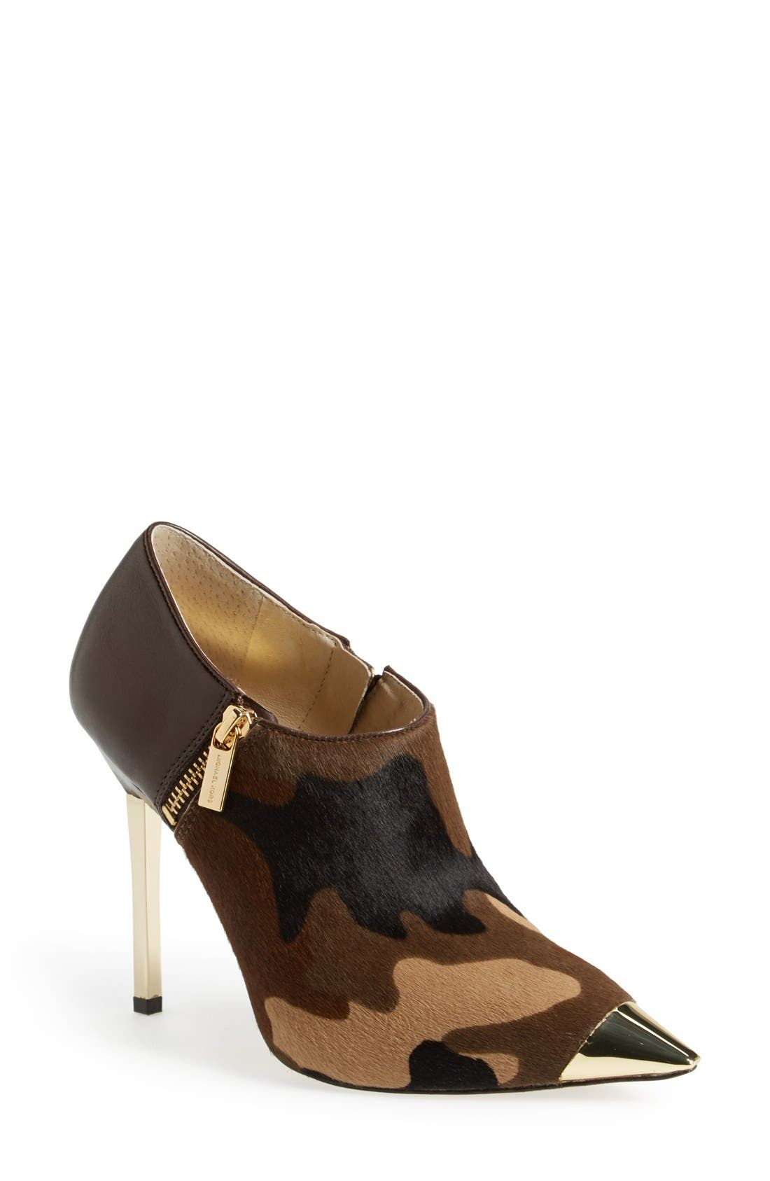 Alternate Image 1 Selected - MICHAEL Michael Kors 'Zady' Pointy Toe Bootie (Women)