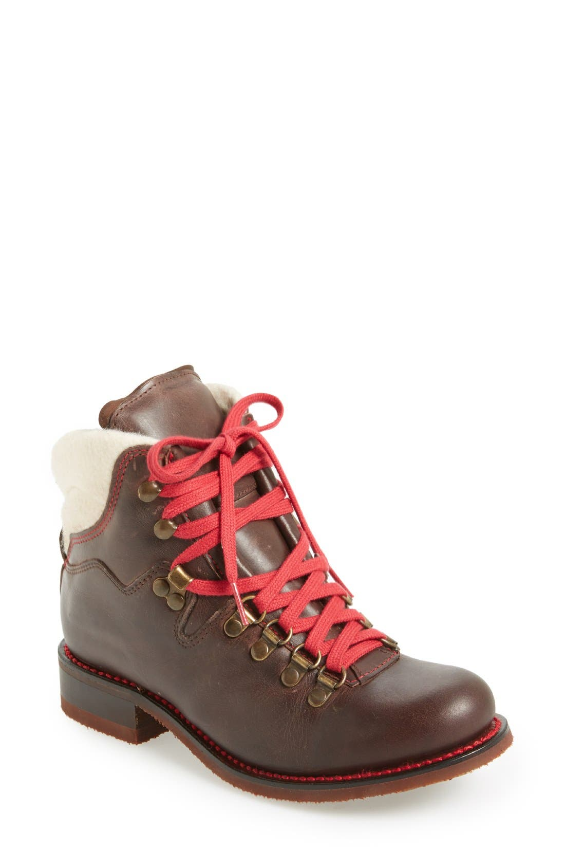 Alternate Image 1 Selected - Sendra 'Vail' Hiking Bootie (Women)