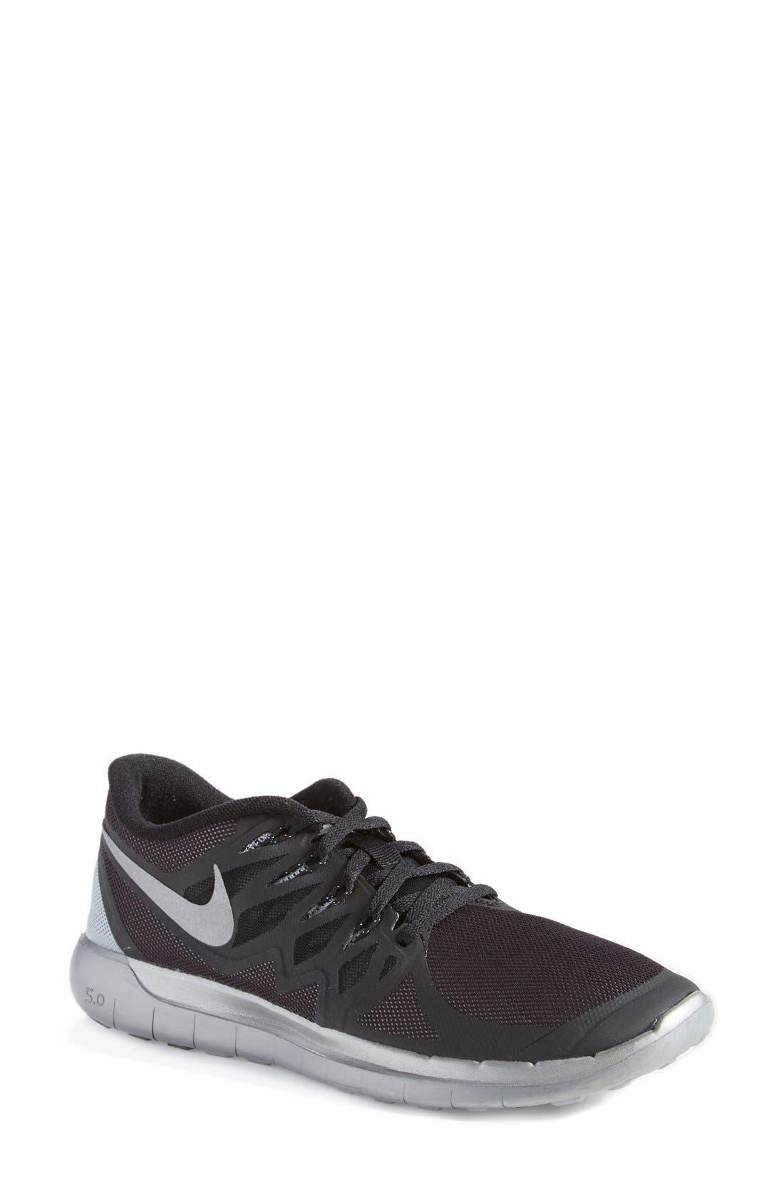 Alternate Image 1 Selected - Nike 'Free 5.0 Flash' Running Shoe (Women)