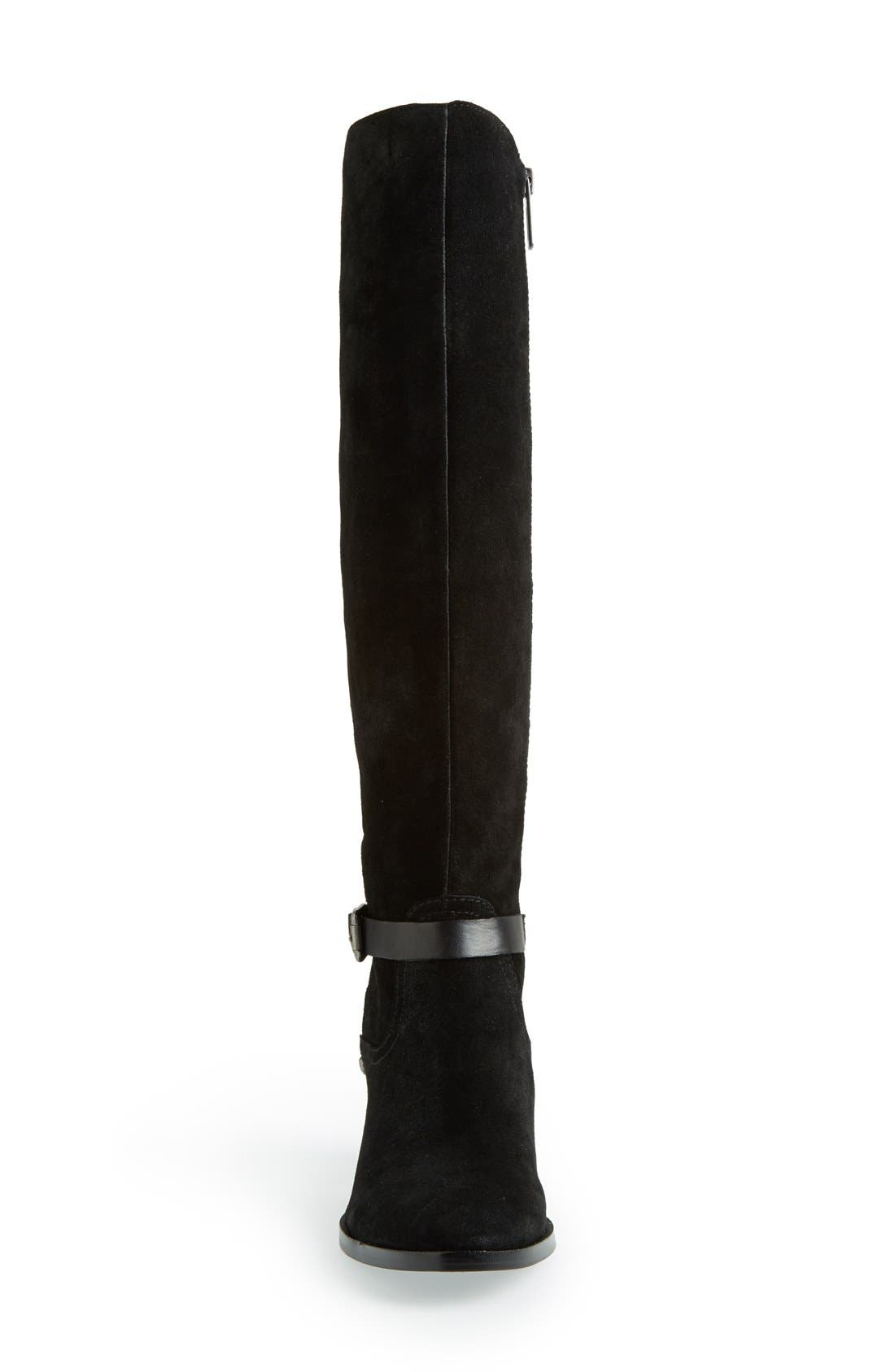 Alternate Image 2  - Ivanka Trump 'Tarrilyn' Knee High Suede Boot (Women)