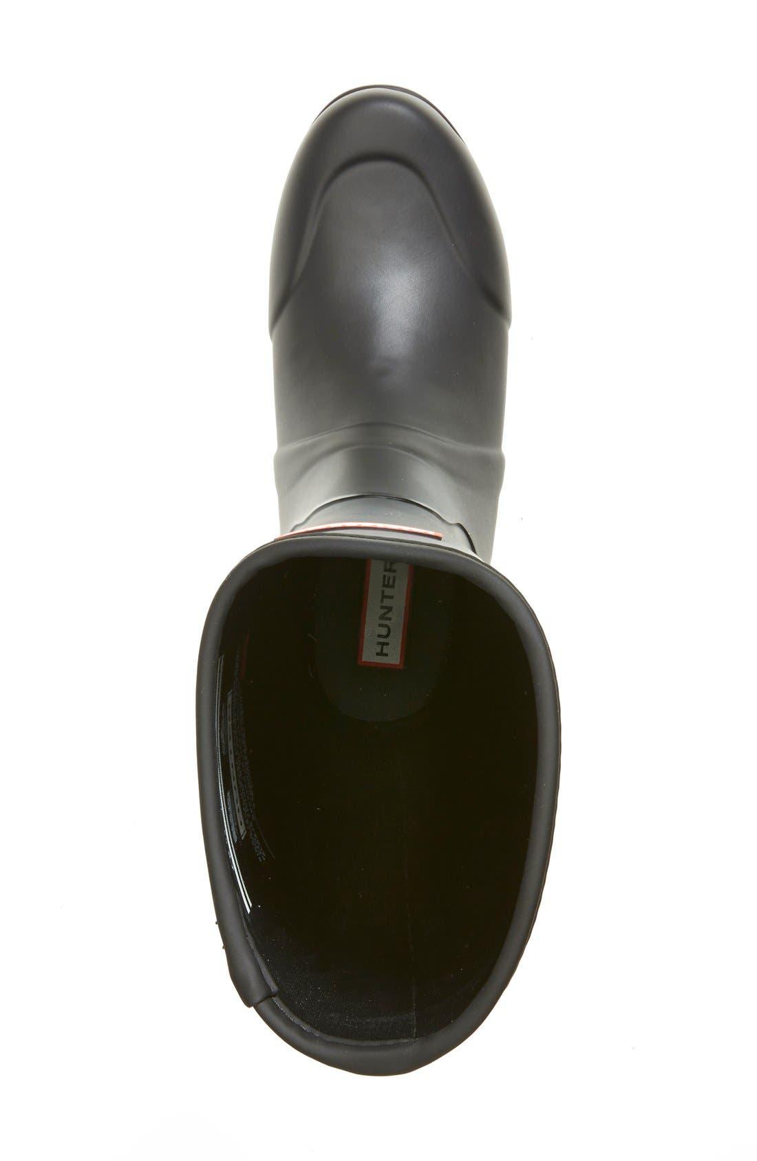 Alternate Image 5  - Hunter 'Sandhurst' Tall Rain Boot (Women)