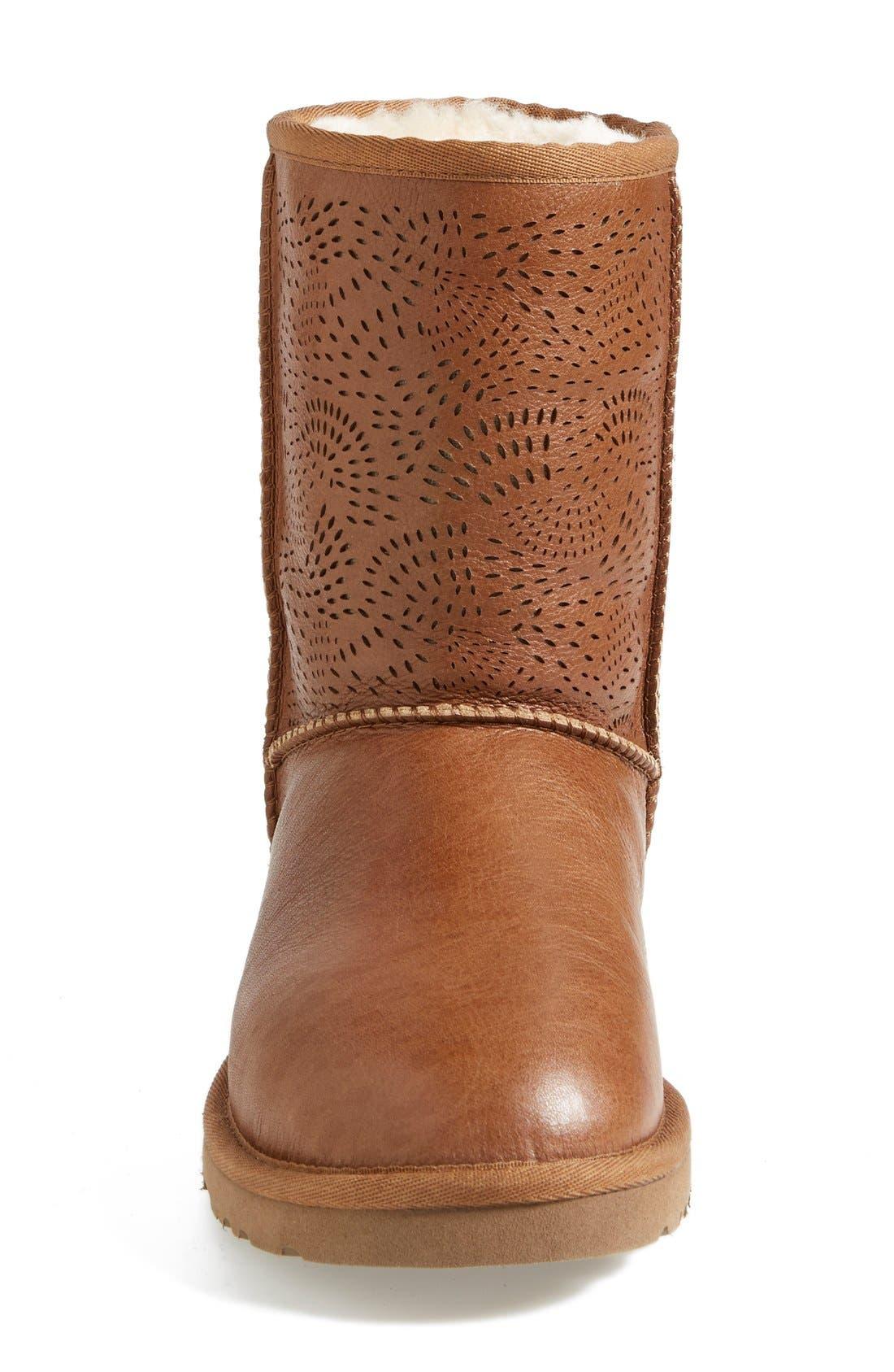 Alternate Image 3  - UGG® Australia 'Triana' Perforated Boot (Women)