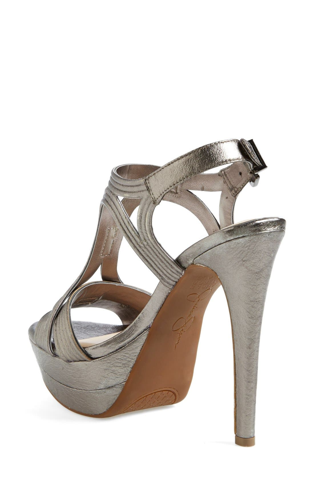 Alternate Image 2  - Jessica Simpson 'Salemm' Platform Sandal (Women)