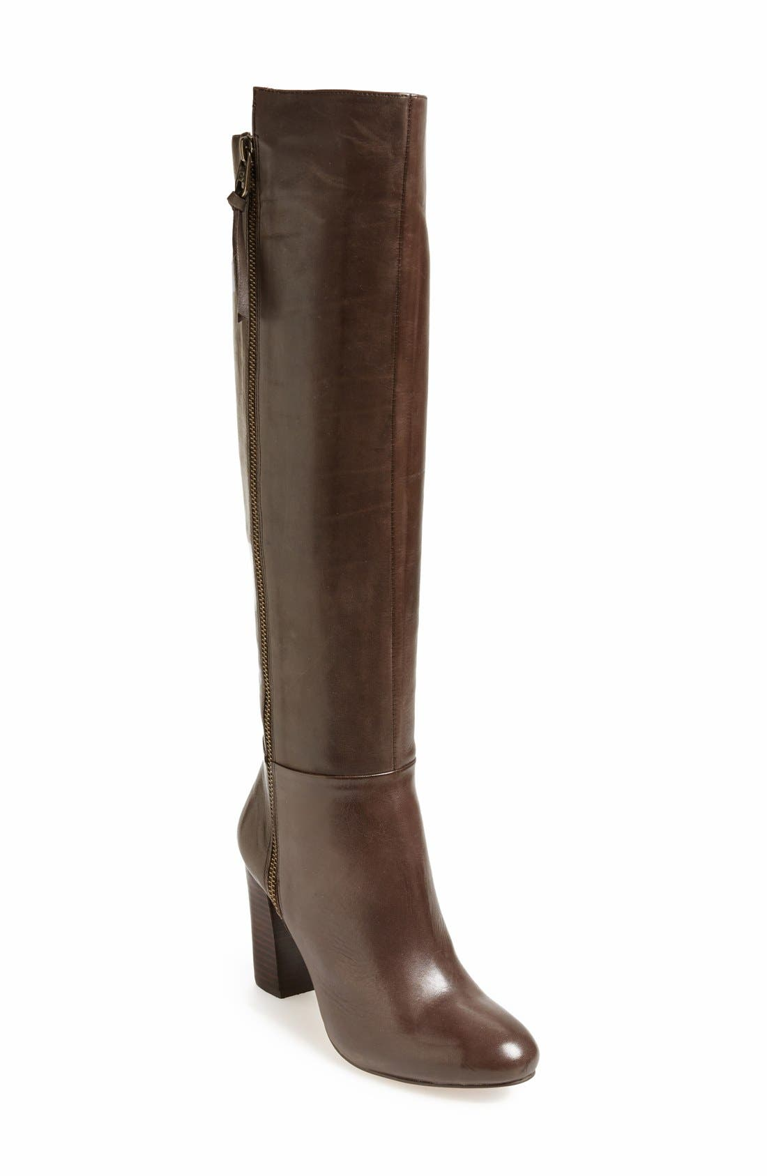 Alternate Image 1 Selected - Elliott Lucca 'Delanna' Leather Boot (Women)