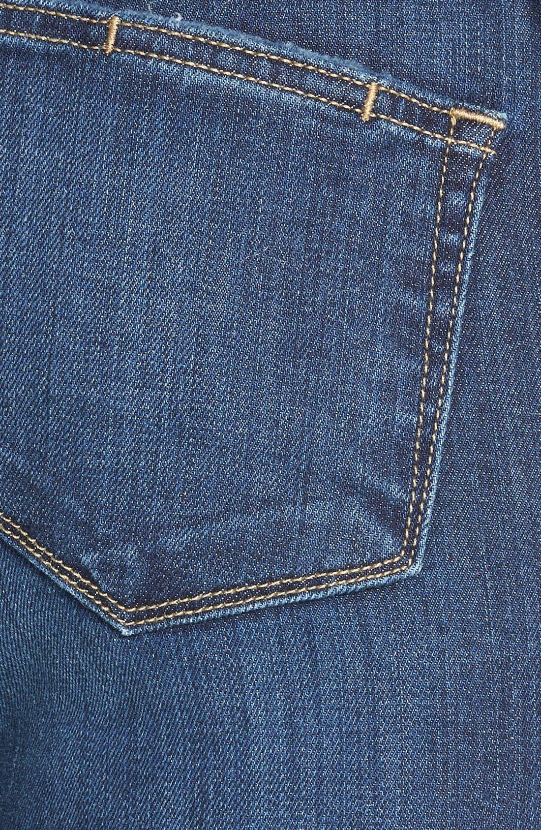 Alternate Image 3  - Paige Denim 'Skyline' Ankle Peg Skinny Jeans (Lyric Deconstructed)