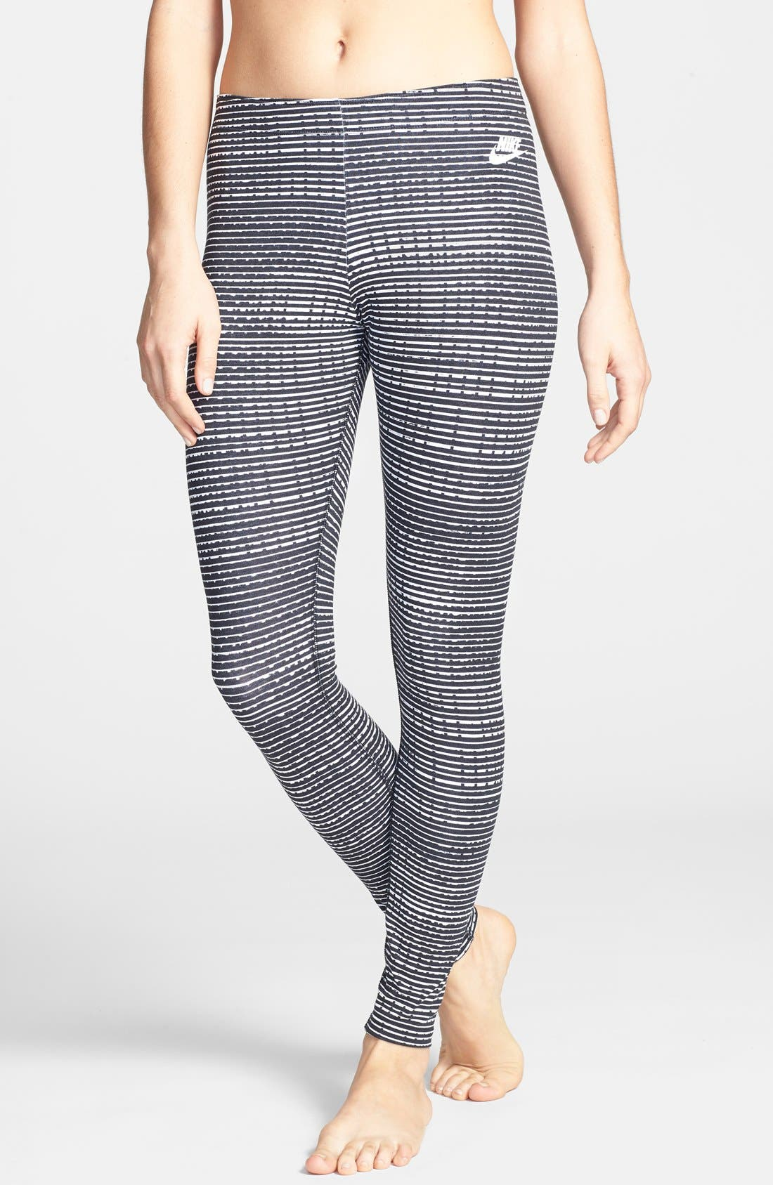 Alternate Image 1 Selected - Nike Leg-A-See AOP Tights