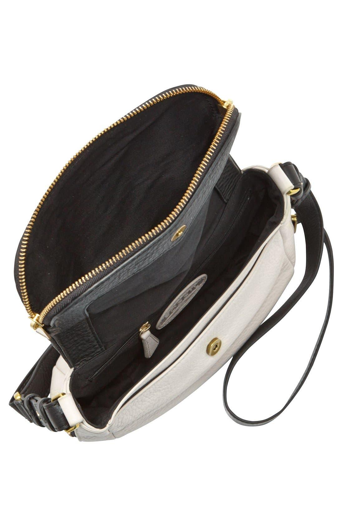Alternate Image 4  - Fossil 'Preston' Colorblock Flap Crossbody Bag