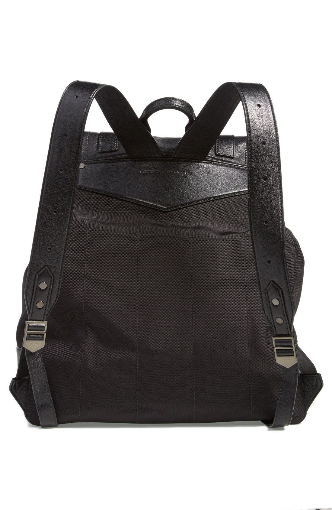 Alternate Image 3  - Proenza Schouler 'Extra Large PS1' Nylon & Leather Backpack
