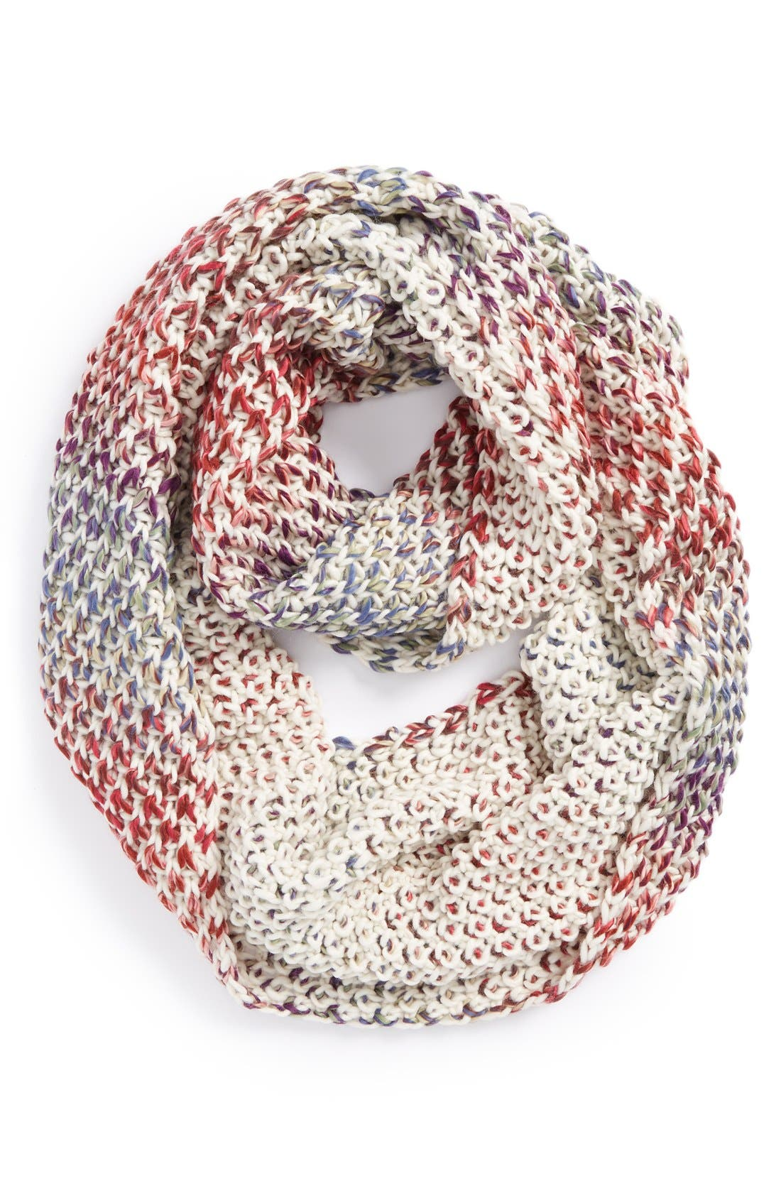 Alternate Image 1 Selected - Michael Stars Knit Infinity Scarf