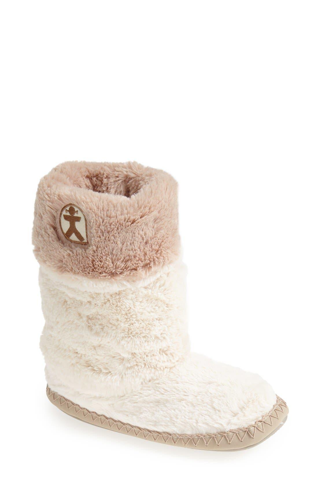 Alternate Image 1 Selected - Bedroom Athletics 'Fern' Slipper Boot (Women)