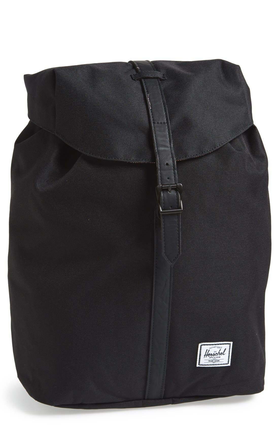 Alternate Image 1 Selected - Herschel Supply Co. 'Post' Backpack (Nordstrom Exclusive)