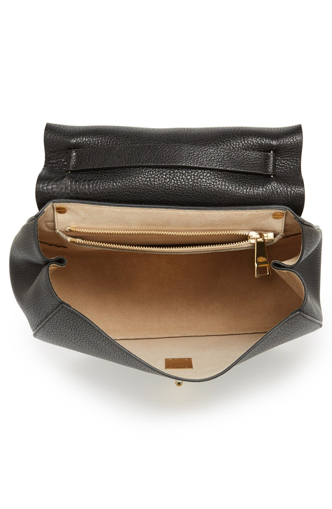 Alternate Image 3  - Chloé 'Drew - Medium' Leather Crossbody Bag