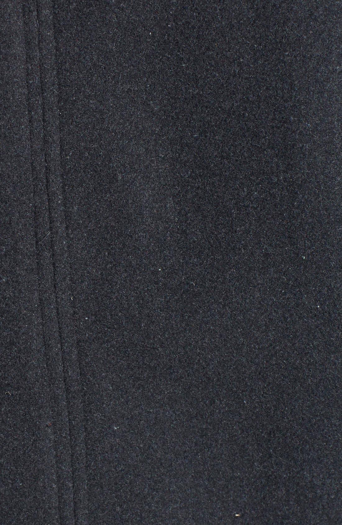Alternate Image 3  - Thread & Supply Hooded Toggle Coat (Juniors)