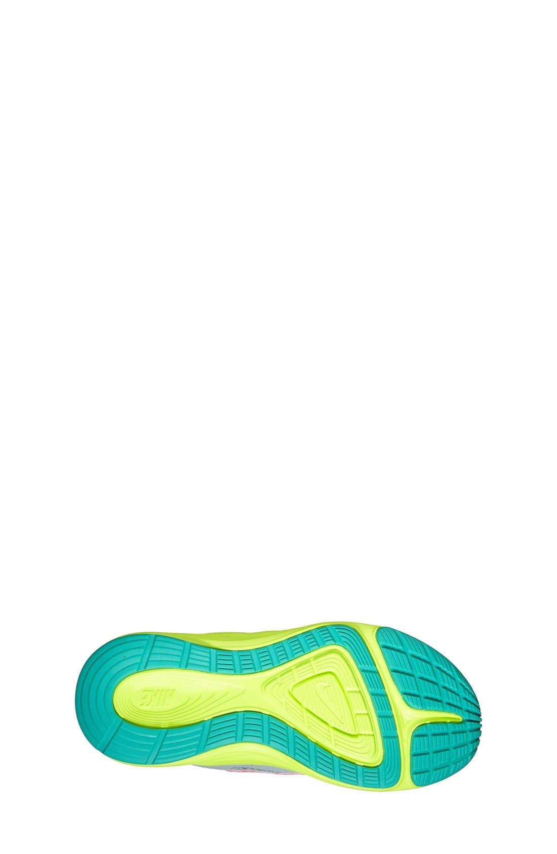Alternate Image 4  - Nike 'Dual Fusion Run' Athletic Shoe (Toddler & Little Kid)