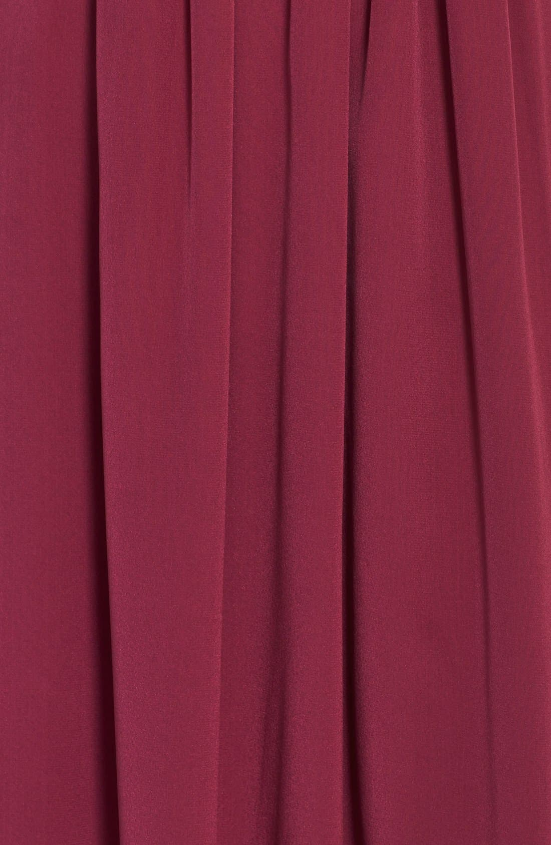 Alternate Image 3  - Amanda Uprichard Silk Maxi Dress