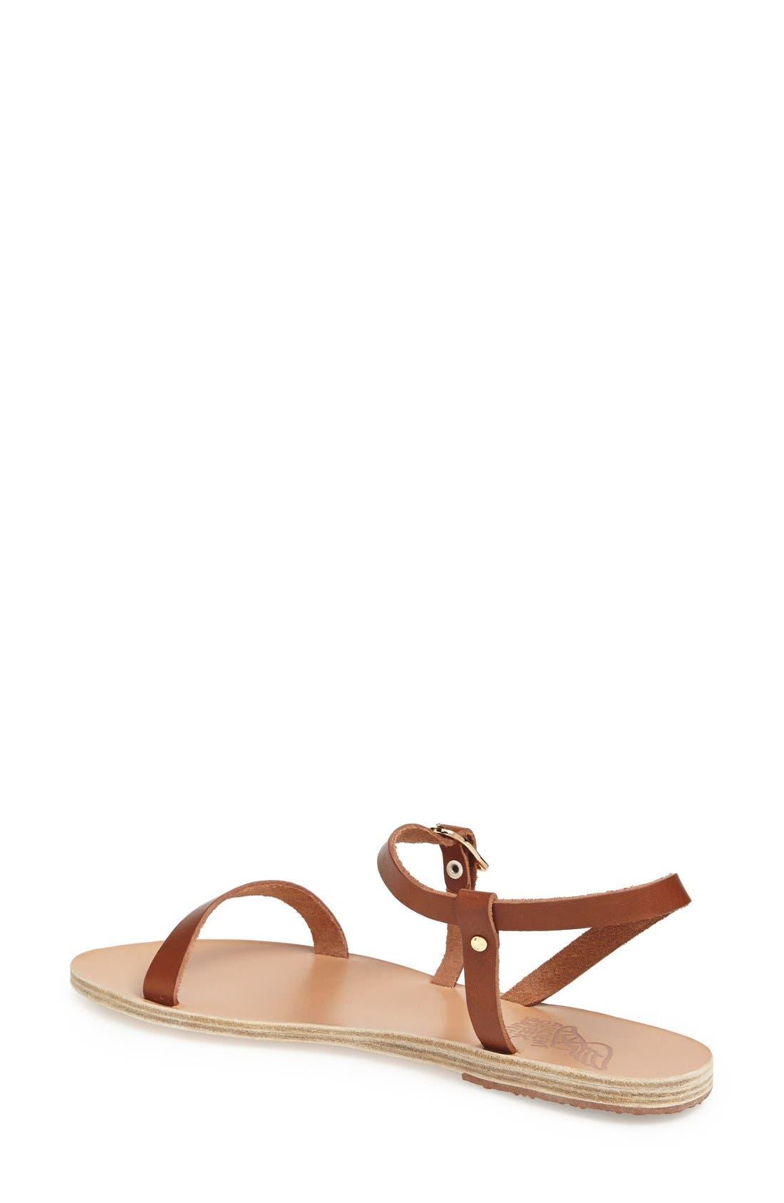 Alternate Image 2  - Ancient Greek Sandals 'Niove' Leather Sandal (Women)