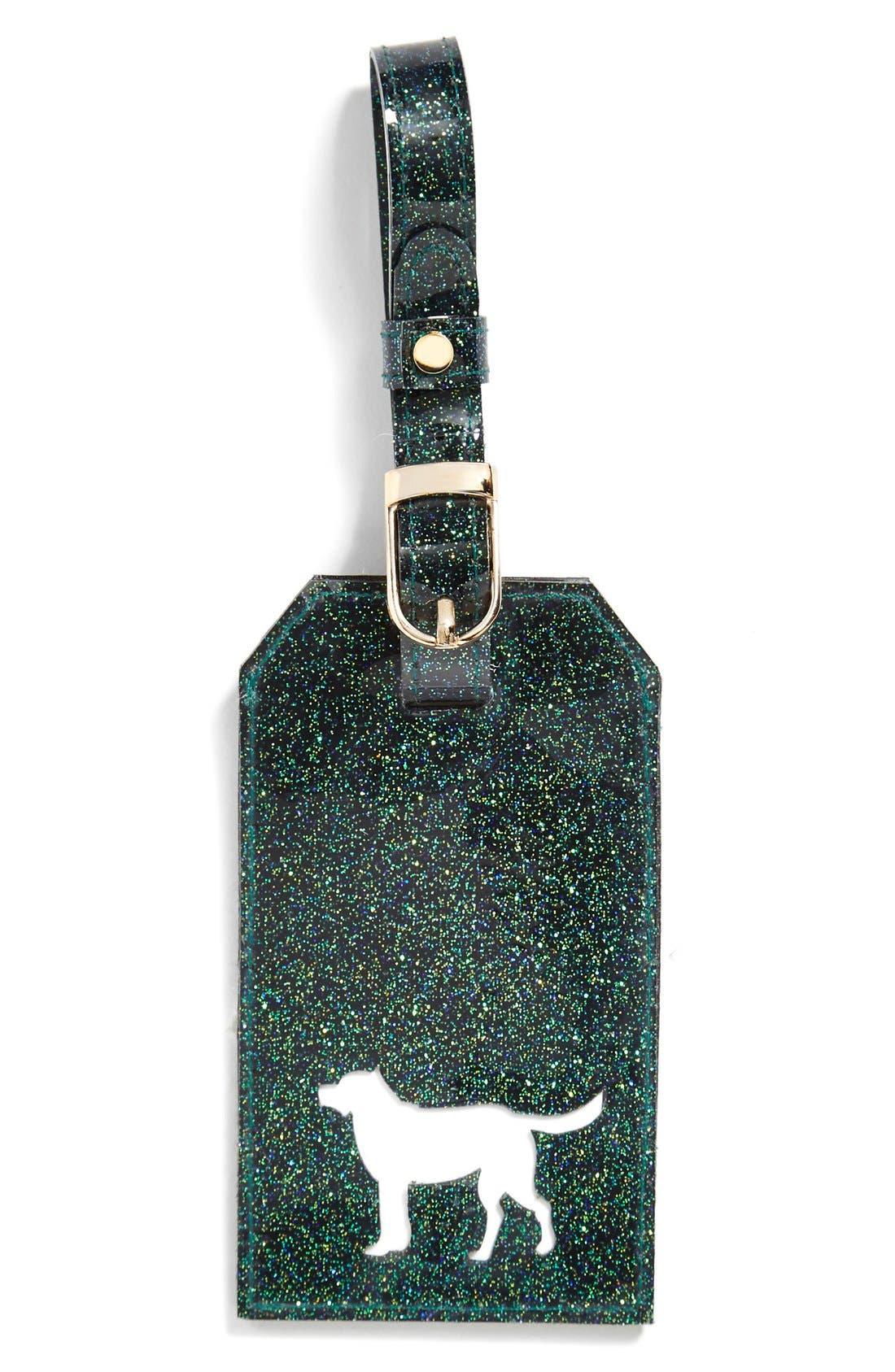 Alternate Image 1 Selected - Deux Lux 'Mercury' Luggage Tag