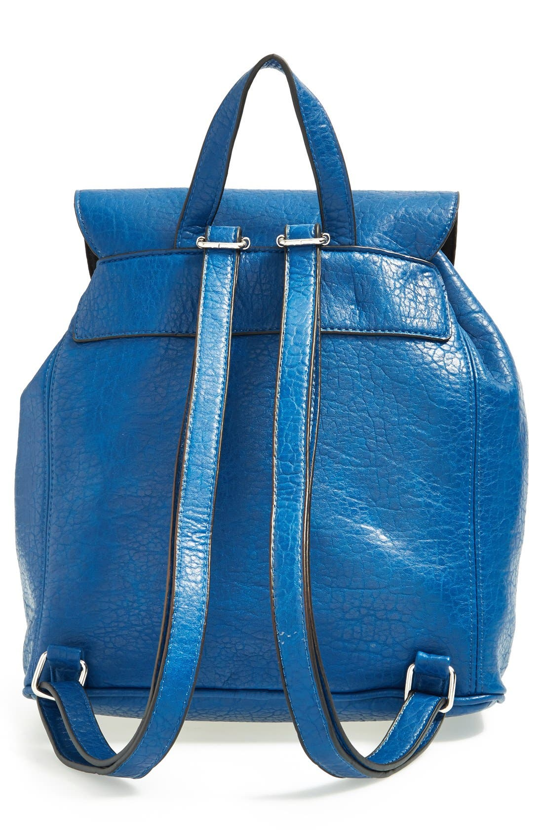 Alternate Image 4  - kensie 'Perfectly Pebbled' Faux Leather Backpack