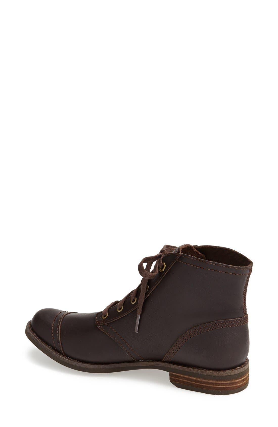 Alternate Image 2  - Timberland 'Savin Hill' Leather Chukka Bootie (Women)
