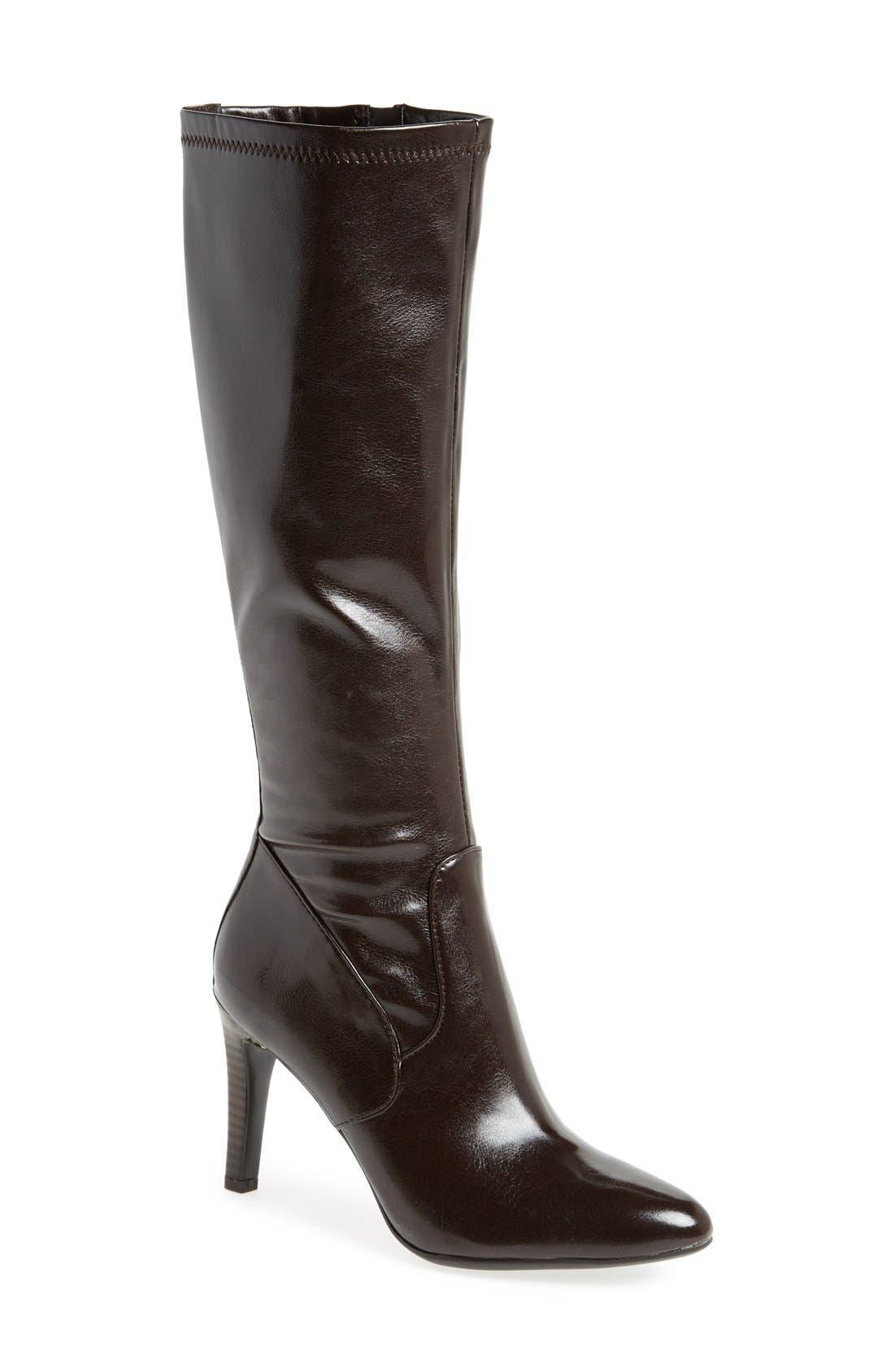 Alternate Image 1 Selected - Franco Sarto 'Coralla' Tall Boot (Women)