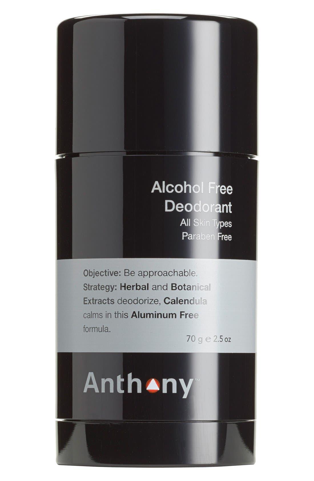Anthony™ Alcohol Free Deodorant