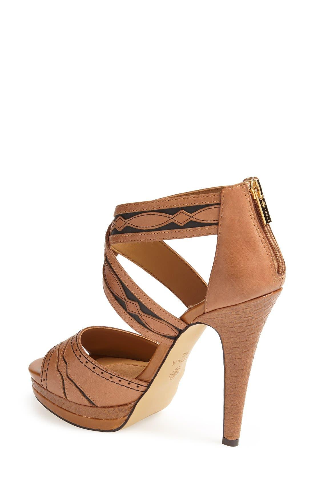 Alternate Image 2  - Isolá 'Dallon' Platform Sandal (Women)