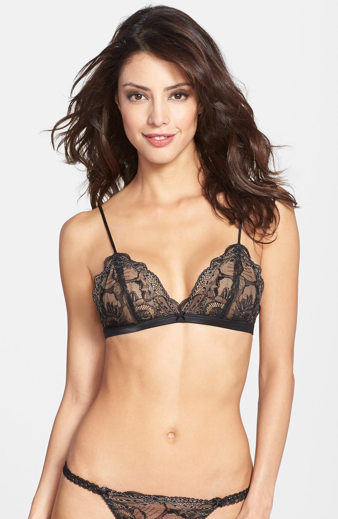 Alternate Image 1 Selected - Dita Von Teese French Lace Bra