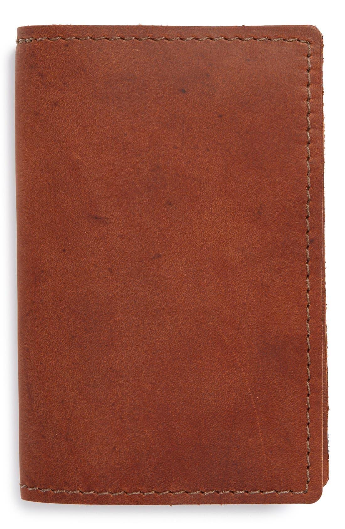 Alternate Image 1 Selected - Rustico Field Note Portfolio
