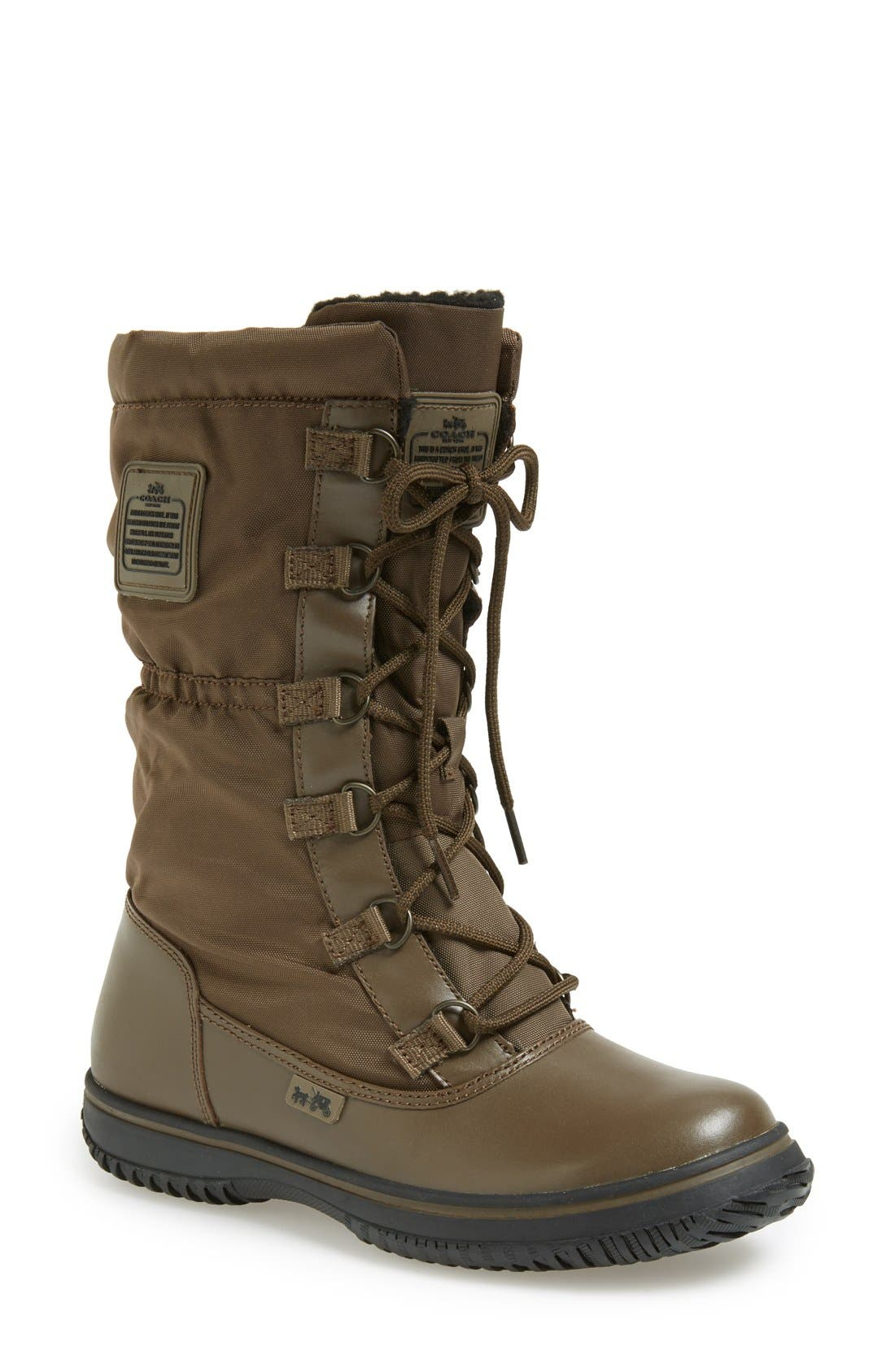 Alternate Image 1 Selected - COACH 'Sage' Boot (Women)