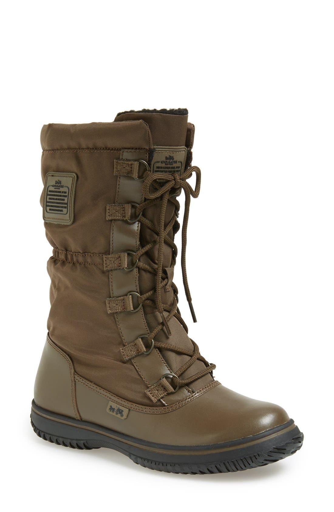 Main Image - COACH 'Sage' Boot (Women)