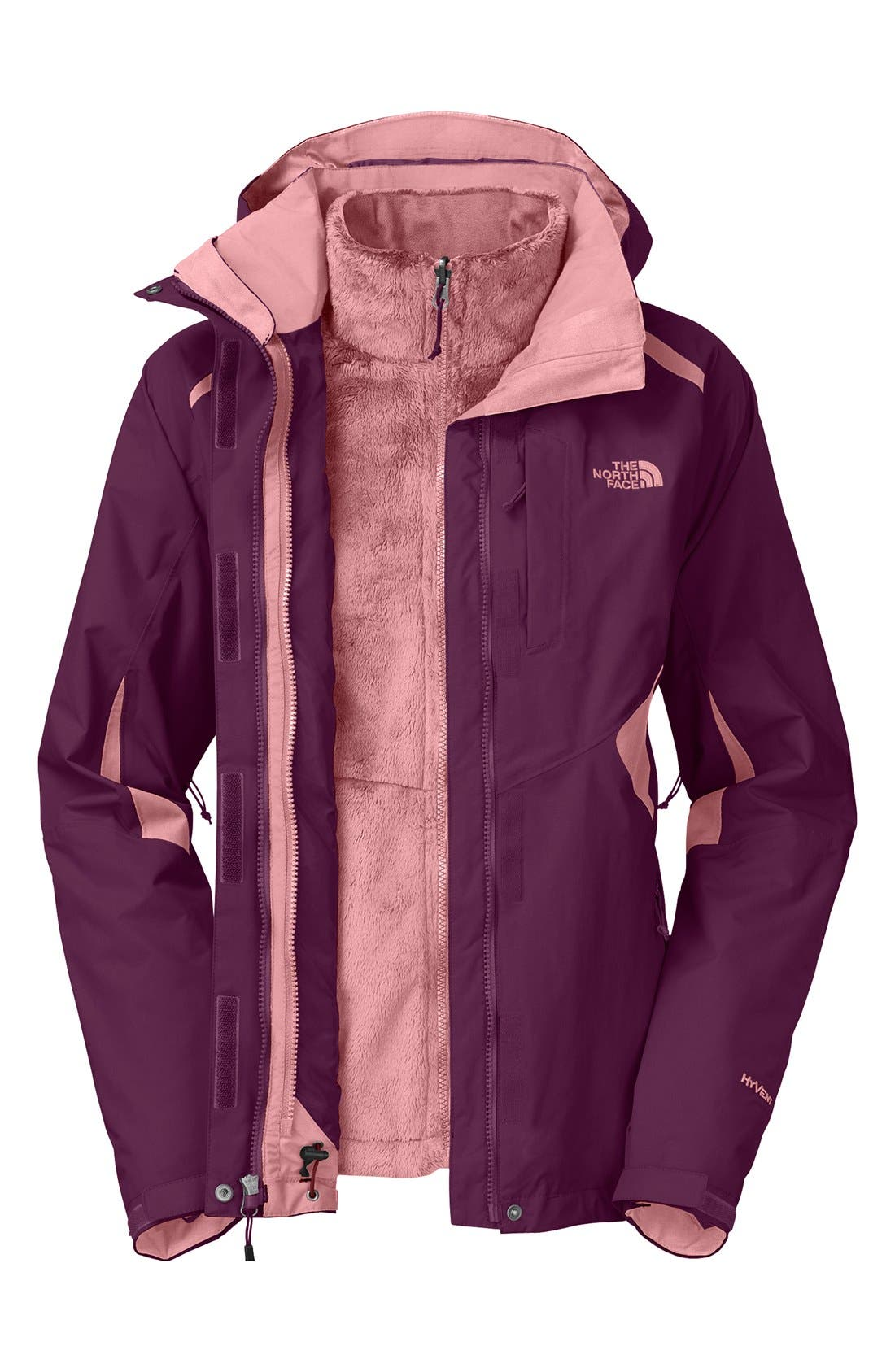 Alternate Image 2  - The North Face 'Boundary' Tri-Climate Jacket
