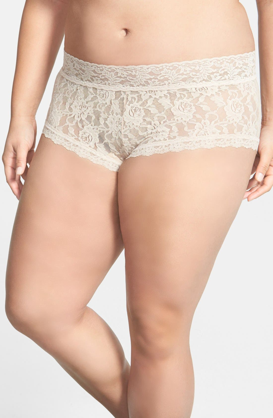 HANKY PANKY Stretch Lace Boyshorts