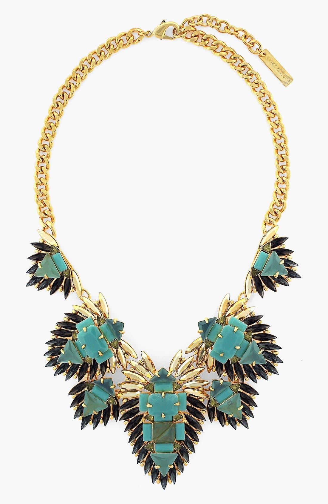 Main Image - Vince Camuto 'Aqua Glam' Statement Necklace