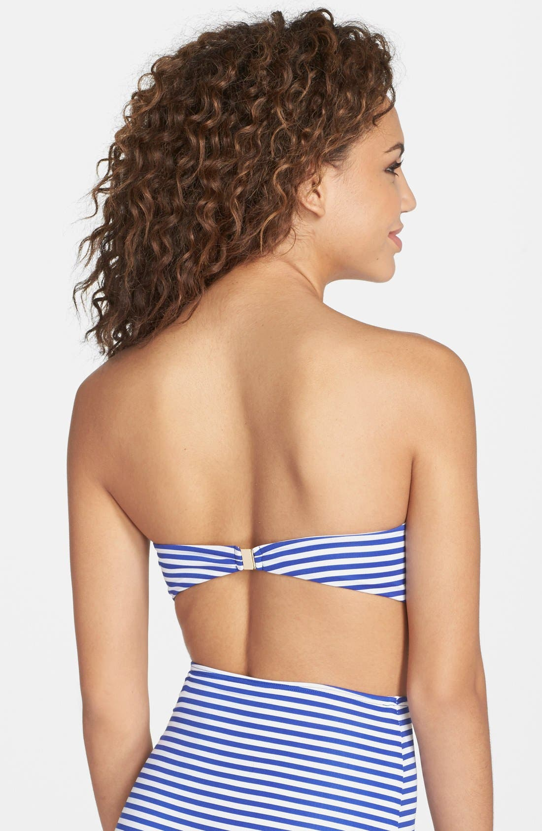 Alternate Image 2  - Zinke 'Taylor' Stripe Underwire Bikini Top