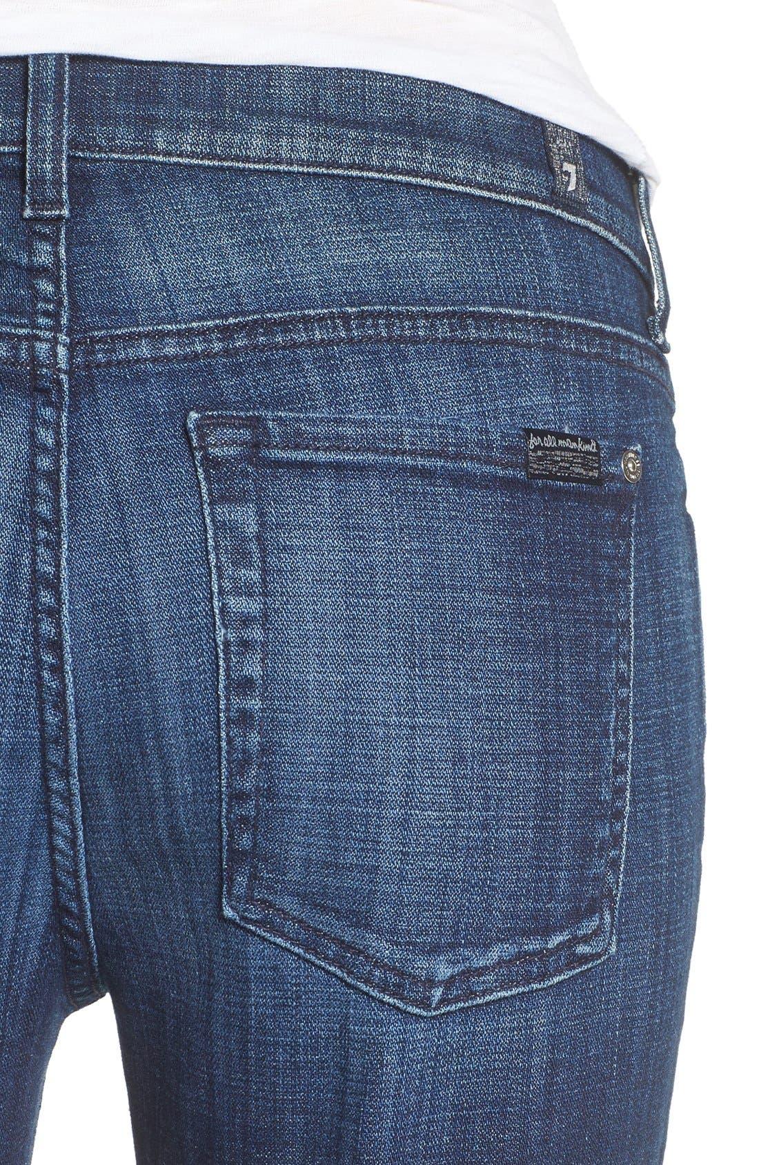 Alternate Image 4  - 7 For All Mankind® Josefina Boyfriend Jeans
