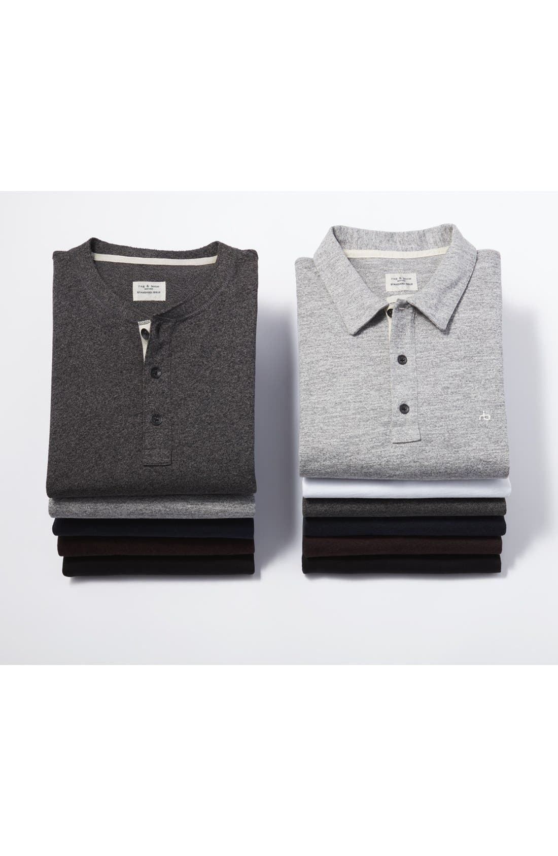 Alternate Image 7  - rag & bone Standard Issue Henley