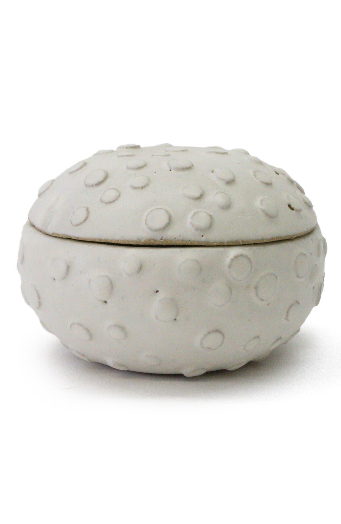 BZIPPY & CO. Handmade Ceramic Jewelry Box