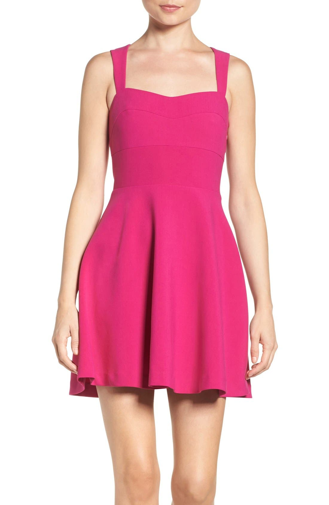 Main Image - Likely Suffolk Fit & Flare Dress